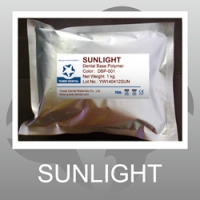 Sunlight Base de resina da dentadura